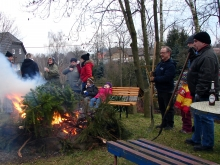 Traditionsfeuer 2014